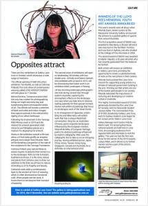 Village Observer 12 October 2015